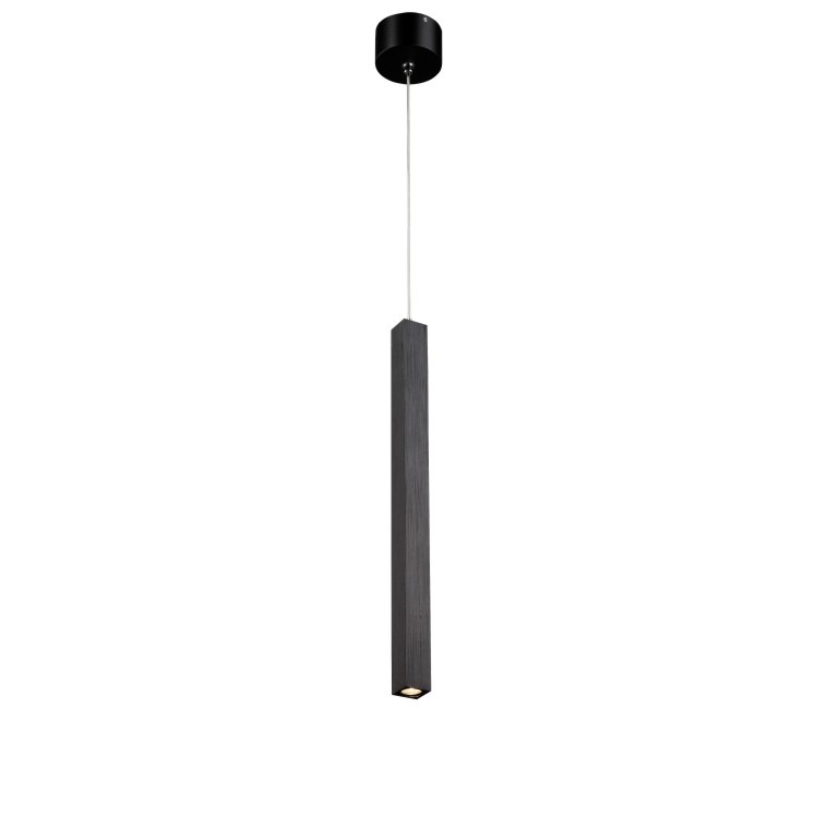 LPL045 3 Watt Black LED Pendant Ceiling Light