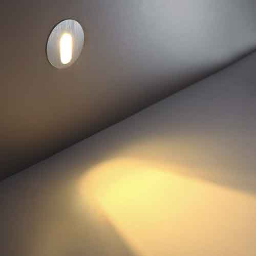 LSL002 recessed LED stair light
