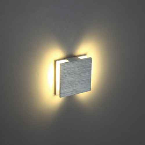 LSL003 halo square LED step light