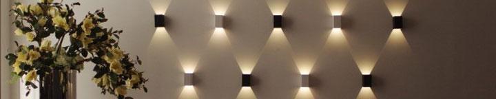 Interior LED Wall Light Fittings