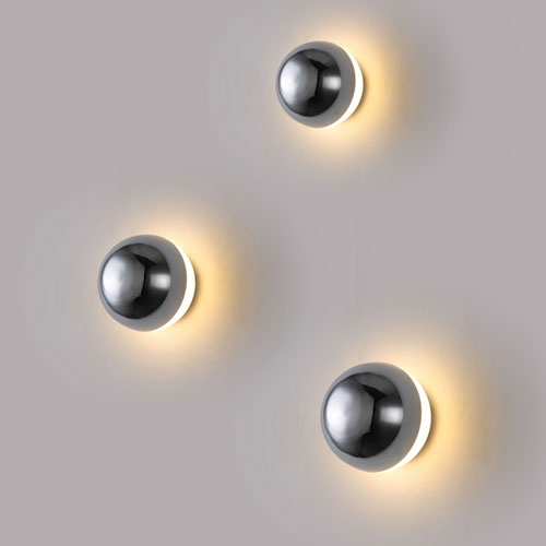 Metal Wall Lights - Modern Interior Lighting