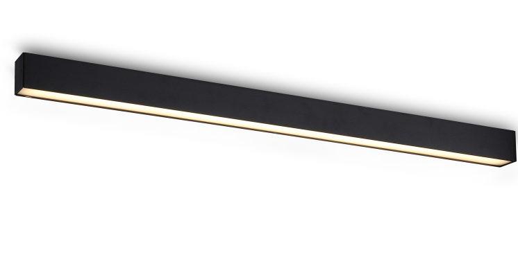LBL116-BK surface mounted LED downlight