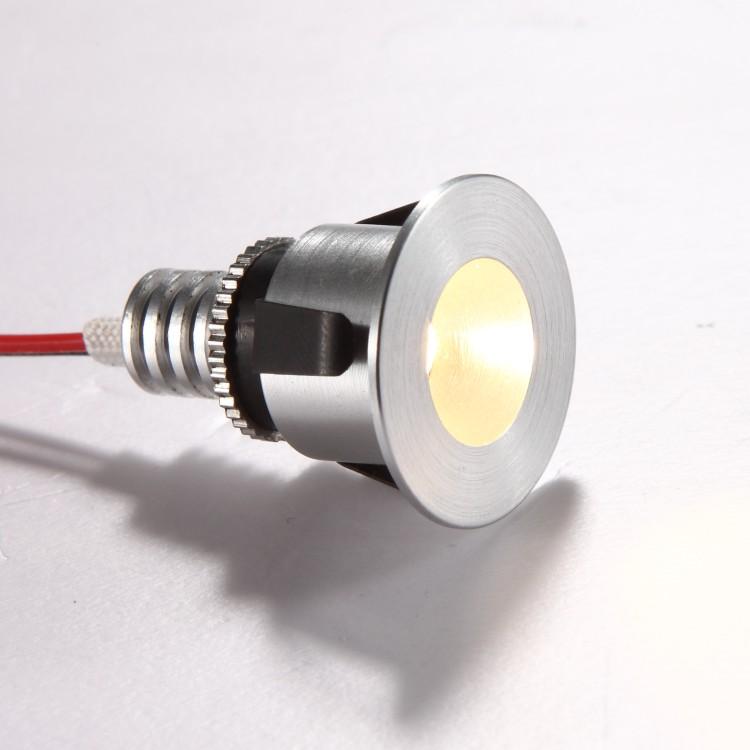 LDC880 Silver LED Kickboard Lights