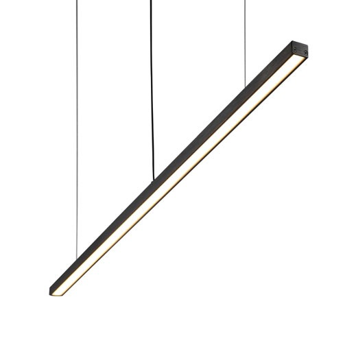 LPL142A LED pendant light - long pendant light