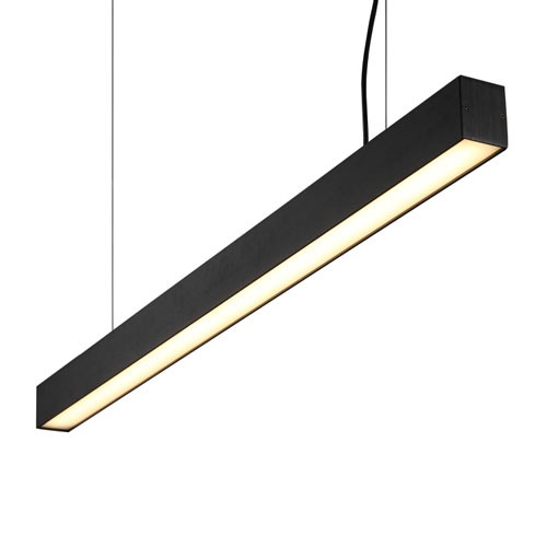 LPL159-BK LED pendant light - Linear Pendant light