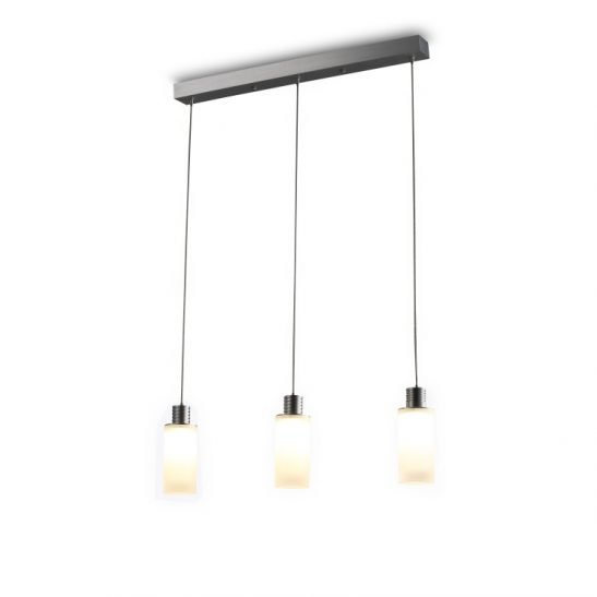 LPL175 15 watt LED triple pendant light