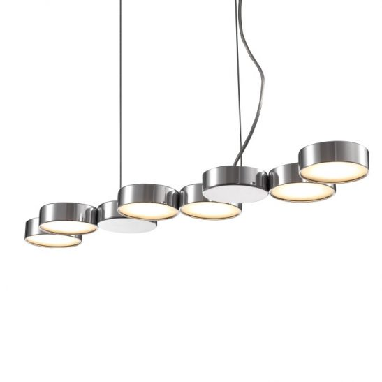 LPL195 24 watt led modern pendant light