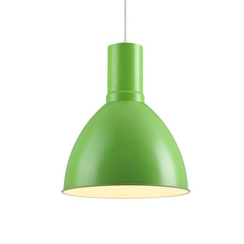 LPL302-GN LED green pendant light