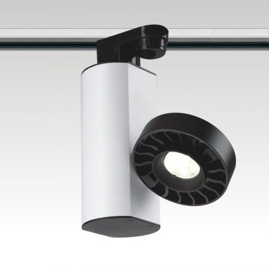 LSP104 18 Watt LED track light - retail track lighting