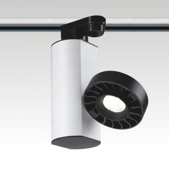 LSP104 18 Watt LED track light - retail track lighting