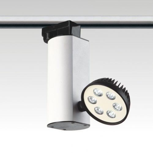 LSP151 12 Watt LED track light - commercial spotlight