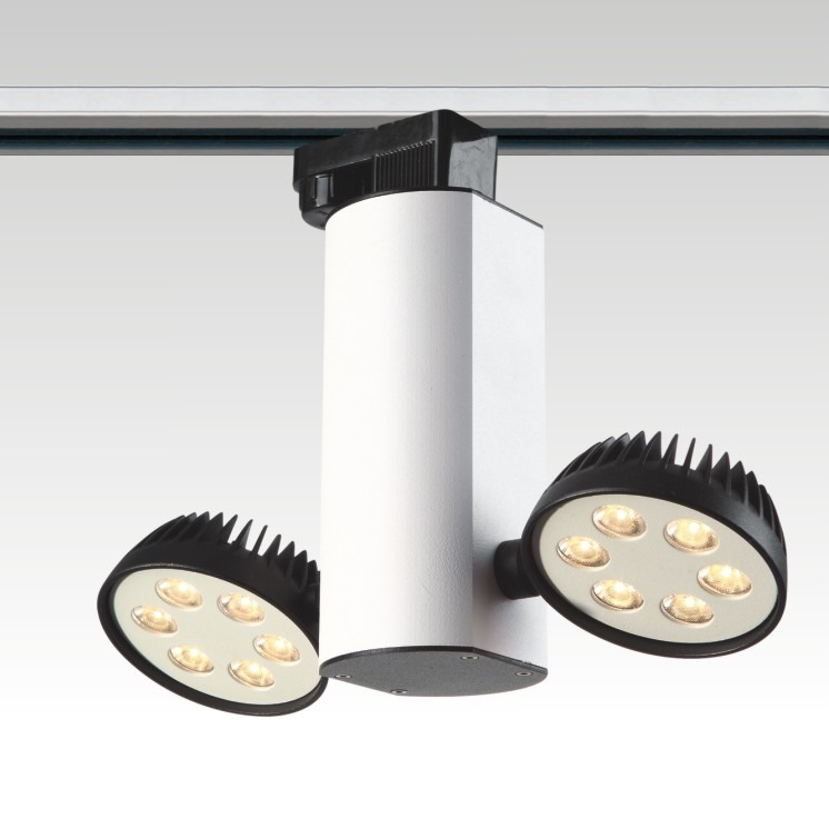 Ceiling Track Lighting - Popular For All Commercial Lighting