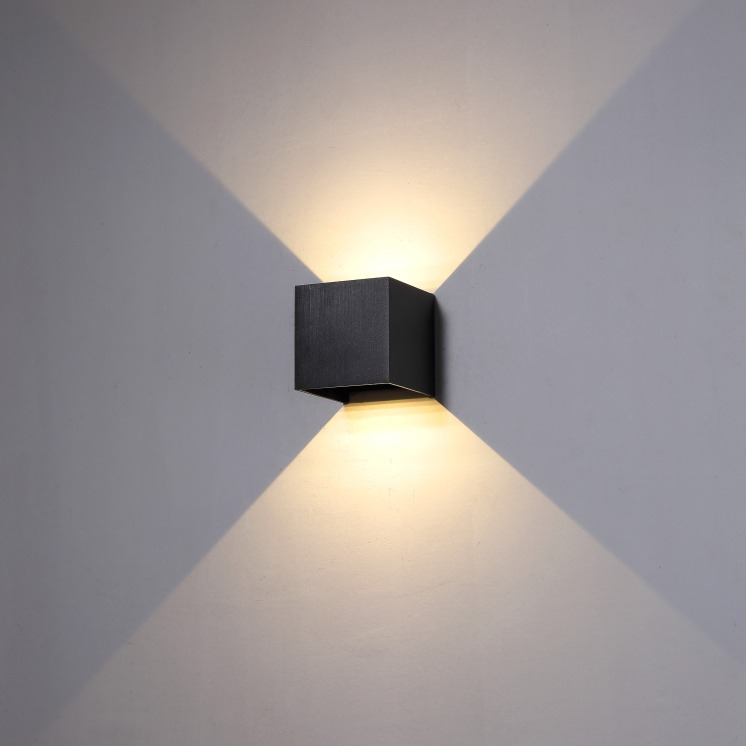 LWA288-BK outdoor wall light