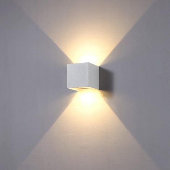 LWA288-WT outdoor wall light
