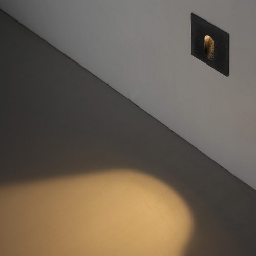 ODL041 recessed outdoor wall light
