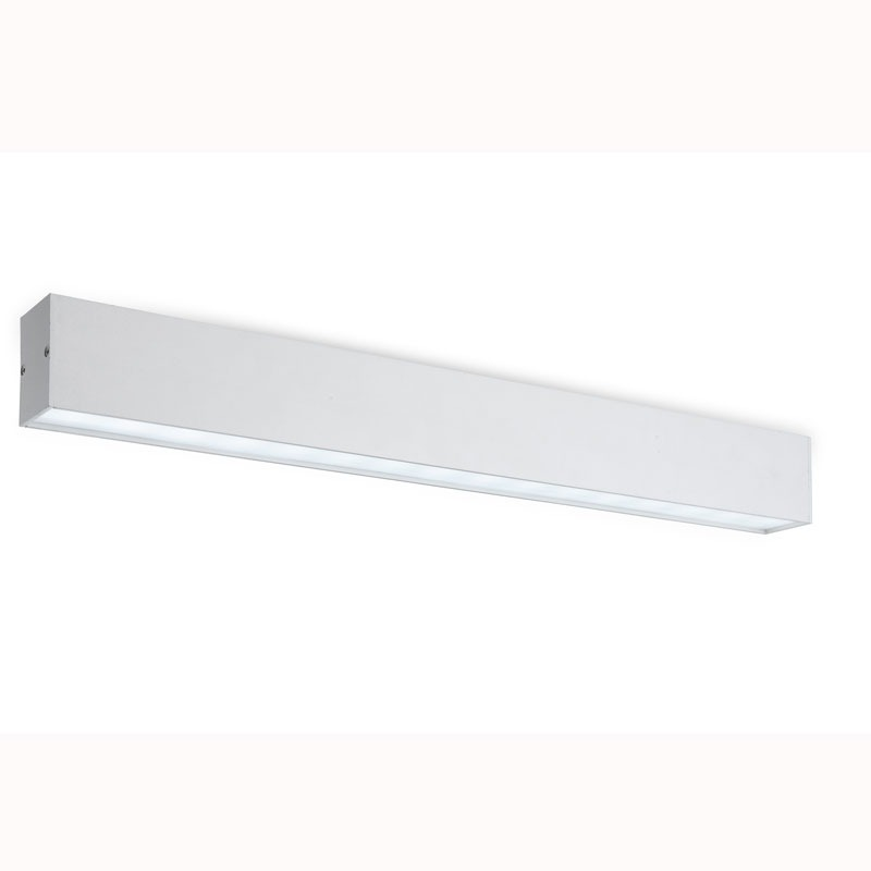 lbl115 10 watt white linear led downlight surface led. Black Bedroom Furniture Sets. Home Design Ideas