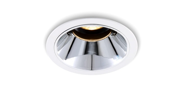 CSL022-CR 5 Watt LED downlight