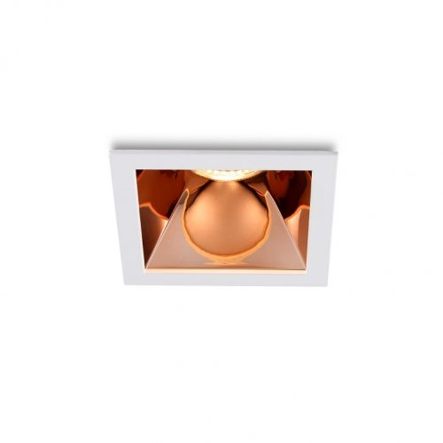 CSL024-RG 5 Watt square LED downlight