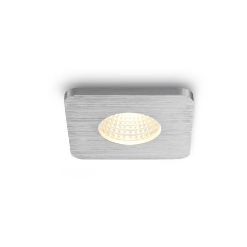 LDC979B Brushed aluminium LED downlight