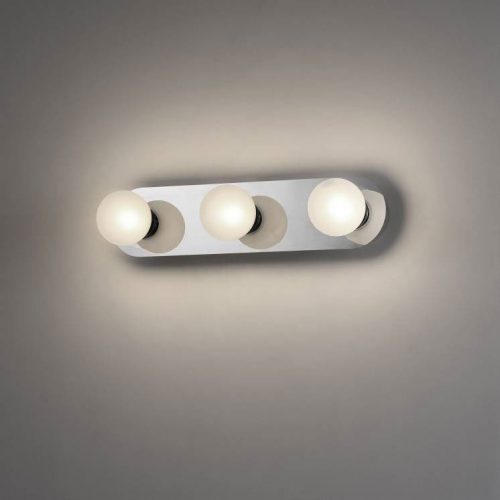 LWA338 stainless steel bathroom wall light fitting