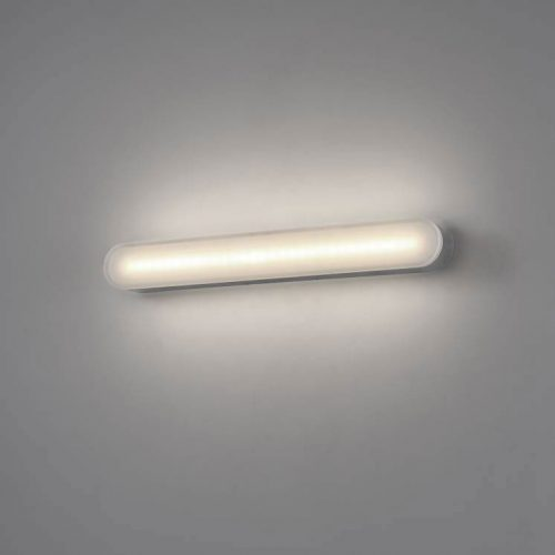 LWA345 polished chrome 6 watt LED bathroom wall light