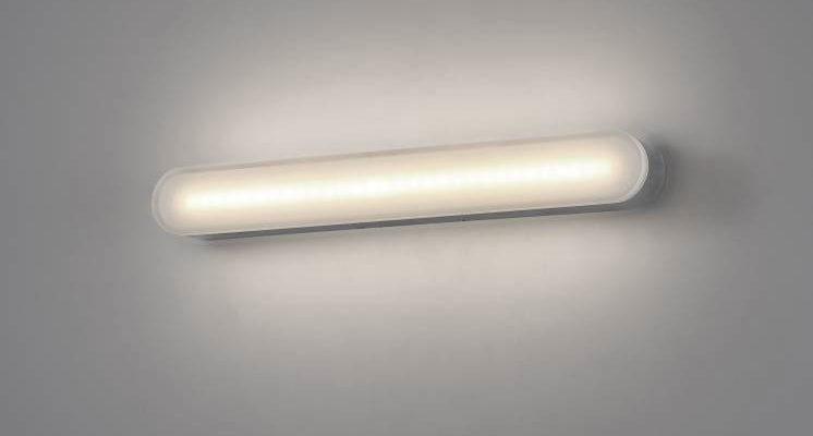 LWA345 polished chrome 6 watt LED bathroom wall light