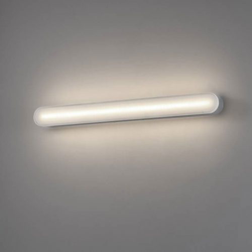 LWA346 10 watt polished chrome LED bathroom wall light