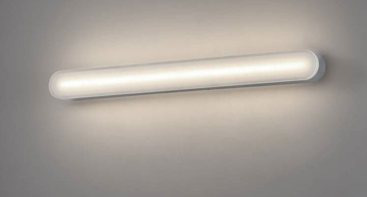 LWA346 10 watt polished chrome LED bathroom wall light
