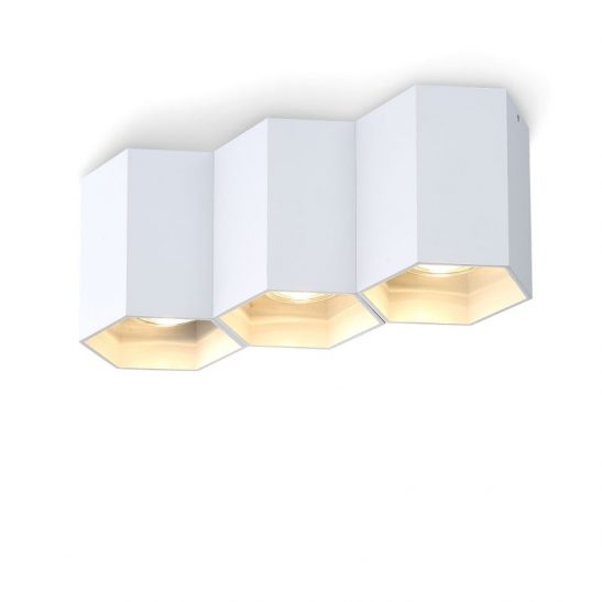 LBL253A-WT 15 watt white surface mounted LED downlight