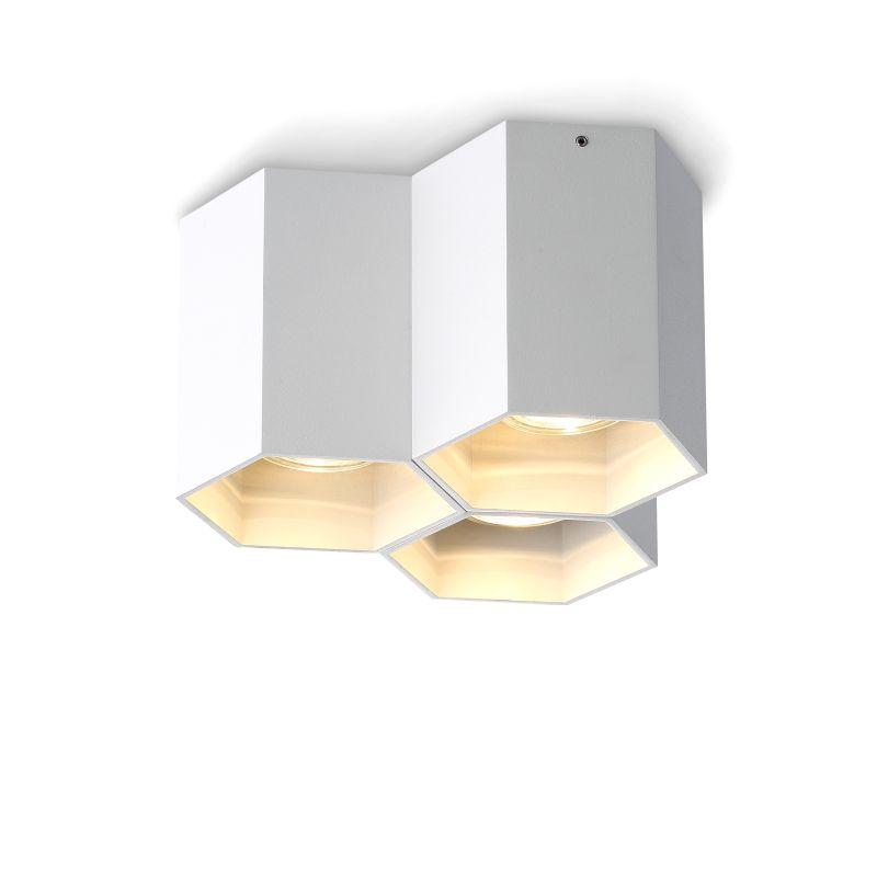 LBL253B-WT 15 watt surface mounted LED downlight
