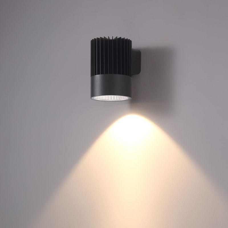 LWA398 20 watt commercial outdoor LED wall light