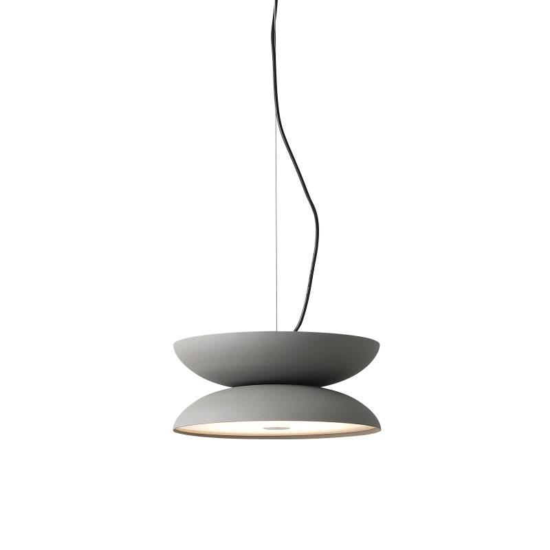 LPL335-GR 20 watt round LED pendant ceiling light