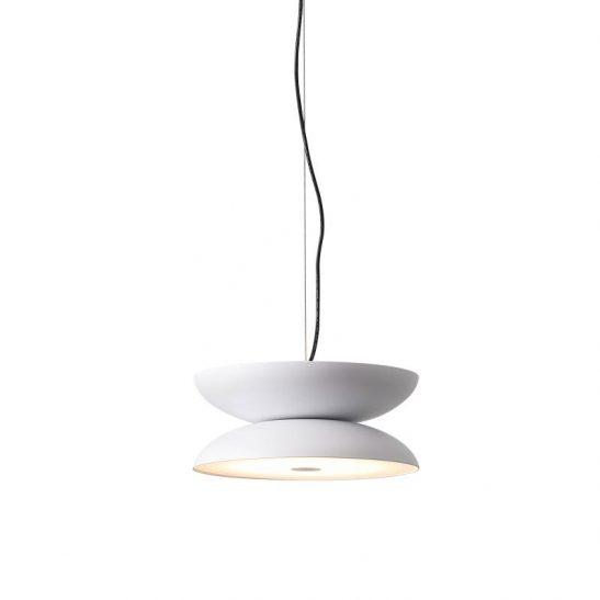 LPL335-WT 20 watt round white LED pendant light