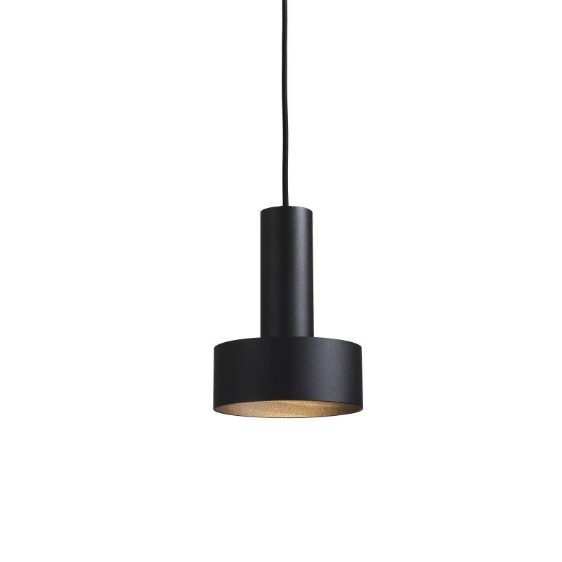 LPL364-BK 5 watt black LED pendant light