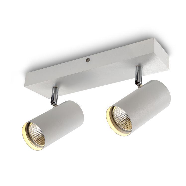 LSP164 10 Watt White Finish Surface Mounted LED Ceiling Spotlight