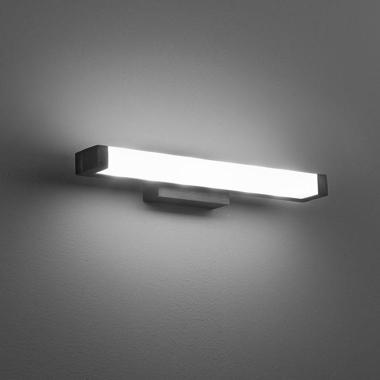 LWA195 6 Watt Black LED Mirror Light