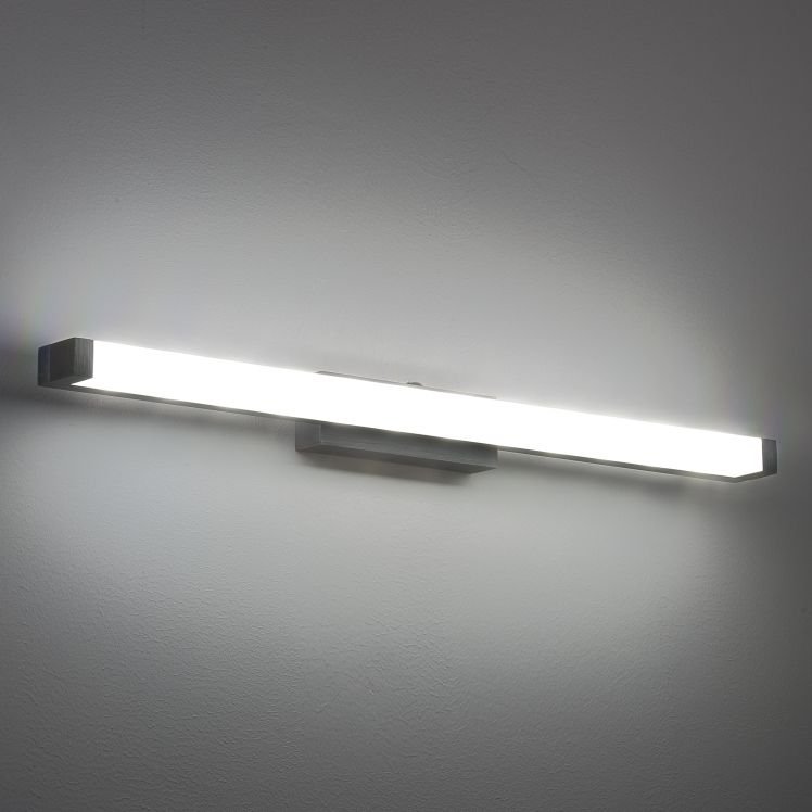 LWA196 12 Watt Black LED Mirror Light