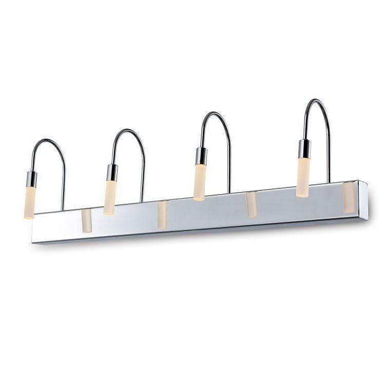LWA236 4 Watt Polished Chrome LED Mirror Light