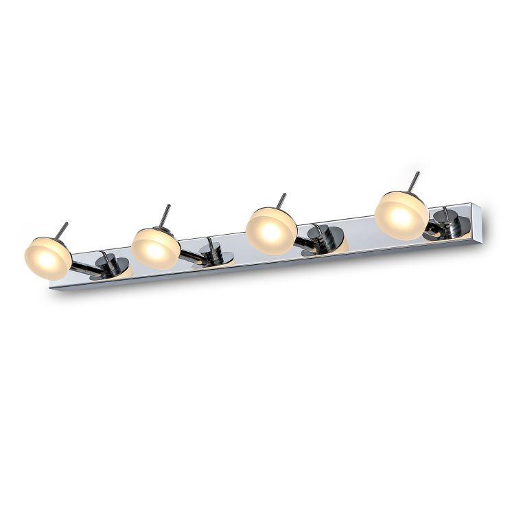 LWA238 12 Watt Polished Chrome LED Mirror Light