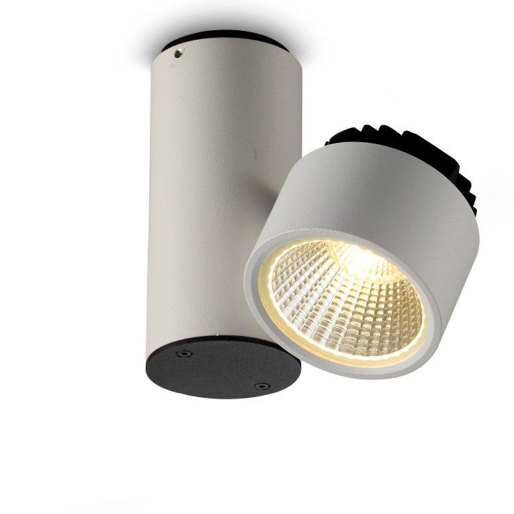 LBL127 9 Watt Single White LED Ceiling Spotlight