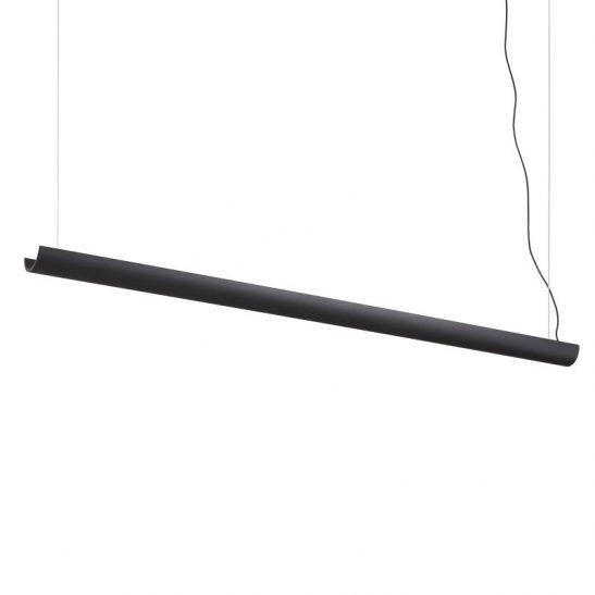 LPL373-BK 17 watt LED pendant uplighter fitting